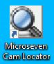 Cam Locator icon.
